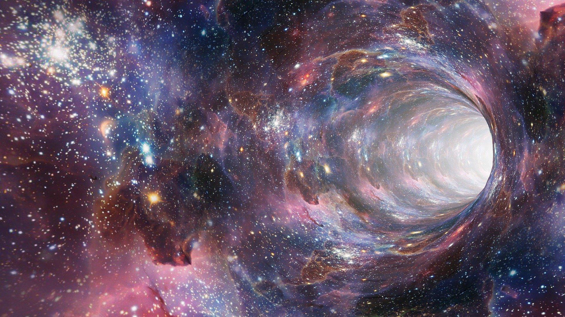 Whormhole Quinta Dimensione